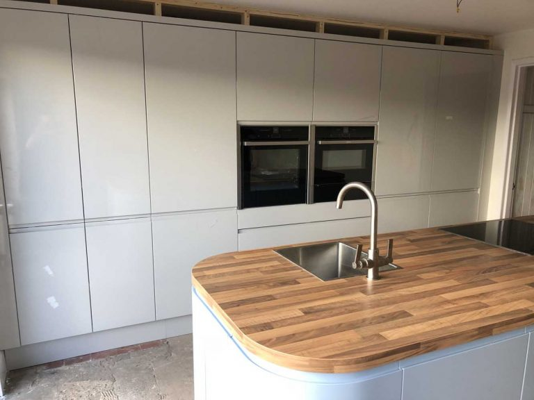 stunning kitchens from coles carpentry of coventry